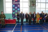 В Дудинке стартовала военно-спортивная игра «Победа»