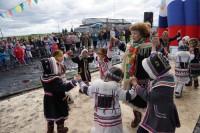 Жители Волочанки отметили 85-летний юбилей