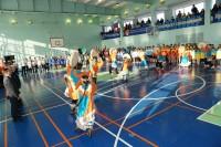 В Дудинке начались соревнования по северному многоборью
