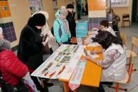 «Арт-дворик» лидирует среди проектов благоустройства Дудинки