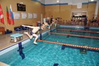 Определены лучшие пловцы